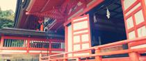 Hinomisaki Shrine, Taisha-cho, Izumo, Shimane.