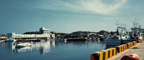 Hamada fishing port, Nagahama-cho, Hamada, Shimane.