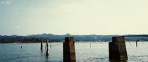 Lake Jinzai, Koryou-cho, Izumo, Shimane.
