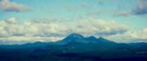 Mt. Sanbe Omori-cho, Ohda, Shimane.