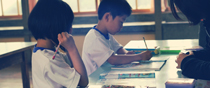 Masago primary school, hada-cho, Masudashi, Shimane.