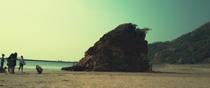 Benten-Jima Shrine, Inasa Beach, Taisha-cho, Izumo, Shimane.