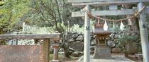 島根県浜田市三隅町室谷 大麻山神社
