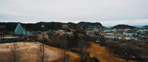 Observatory of Health Park, Nima-cho, Ohda, Shimane.