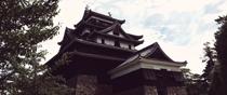 Matsue Castle, Tonomachi, Matsue, Shimane.