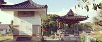 Keigan Temple, Yunotsu-cho, Ohda, Shimane, Japan.
