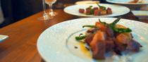 "An Italian Restaurant ""Ajikura"", Ohnan-cho, Ochigun, Shimane, Japan."