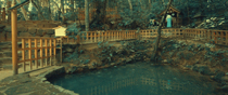 Kagami-no-ike pond, Sakusa-cho, Matsue, Shimane, Japan.
